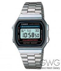 Casio A-168WA-1UZ мужские кварцевые часы