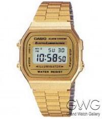 Casio A-168WG-9UR мужские кварцевые часы