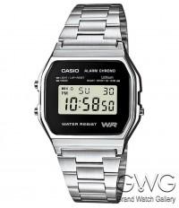 Casio A158WEA-1EF мужские кварцевые часы