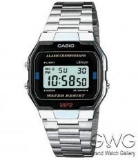 Casio A163WA-1QGF мужские кварцевые часы