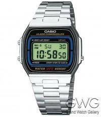 Casio A164WA-1QYEF мужские кварцевые часы