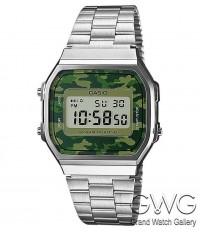 Casio A168WEC-3EF мужские кварцевые часы