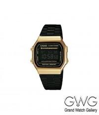 Casio A168WEGB-1BEF мужские кварцевые часы