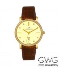 Continental 12201-GD256331 женские кварцевые часы