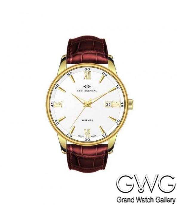 0602ff0b Купить Continental 16204-GD259130 мужские кварцевые часы цена ...