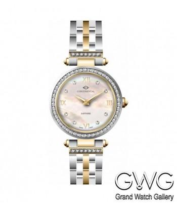 Continental 17004-LT312501 женские кварцевые часы