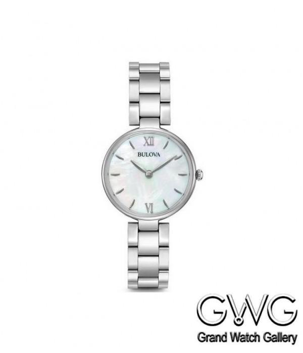 Bulova 96L229 женские кварцевые часы