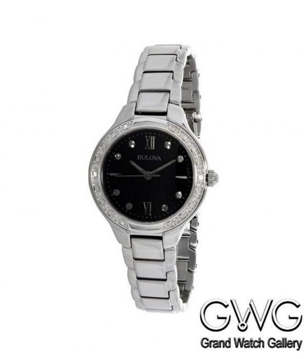 Bulova 96W207 женские кварцевые часы