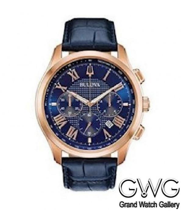 Bulova 97B170  механические часы