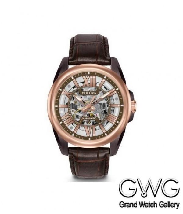 Bulova 98A165 мужские механические часы
