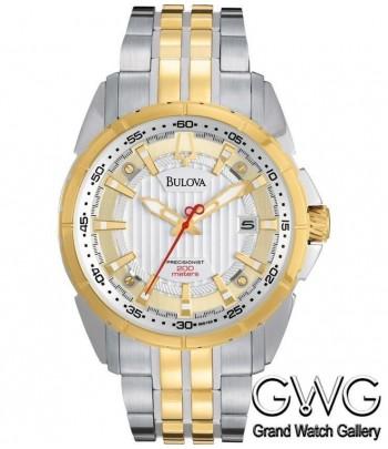 Bulova 98B169 мужские кварцевые часы