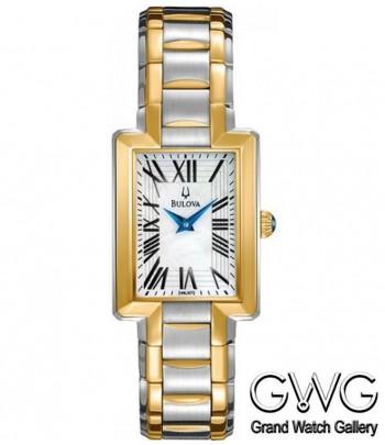 Bulova 98L157 женские кварцевые часы