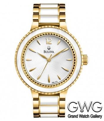Bulova 98L173 женские кварцевые часы