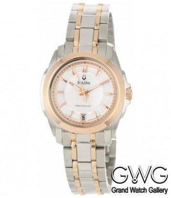 Bulova 98M106 женские кварцевые часы
