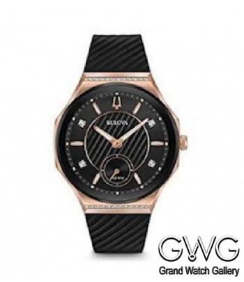 Bulova 98R239  механические часы