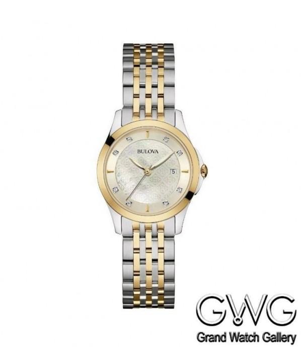 Bulova 98S148 женские кварцевые часы