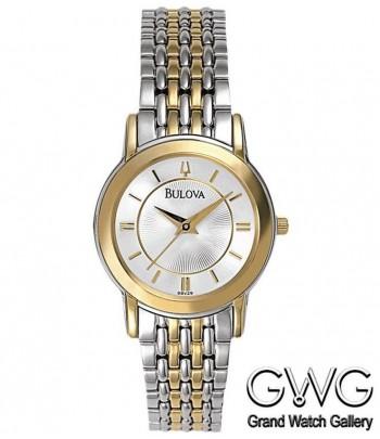 Bulova 98V29 женские кварцевые часы