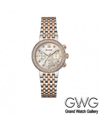 Bulova 98W215 женские кварцевые часы