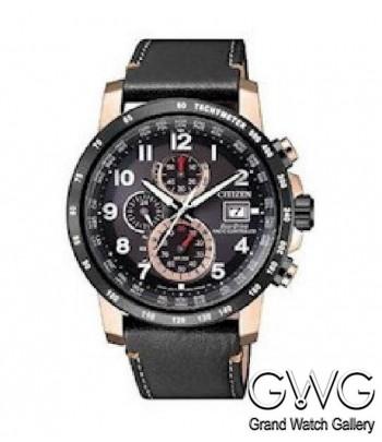 Citizen AT8126-02E  механические часы
