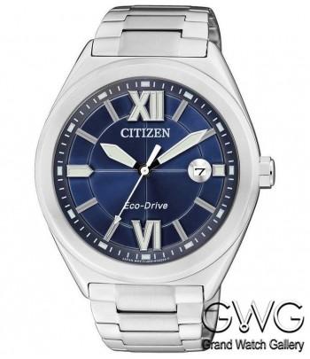 Citizen AW1170-51L мужские кварцевые часы