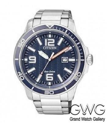 Citizen AW1520-51L мужские кварцевые часы