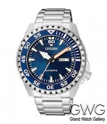 Citizen NH8389-88LE мужские механические часы