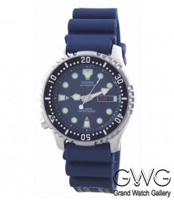 Citizen NY0040-17LE мужские механические часы