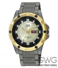 Q&Q A150J400Y мужские кварцевые часы