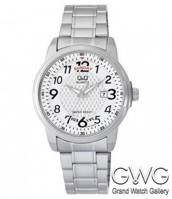 Q&Q A184J204Y мужские кварцевые часы