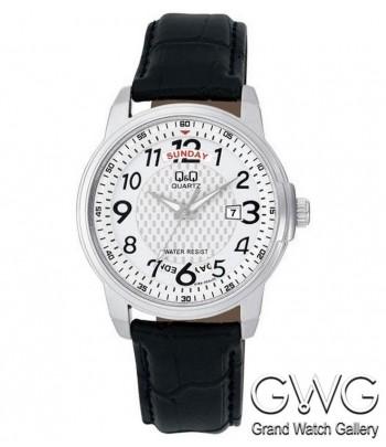 Q&Q A184J304Y мужские кварцевые часы