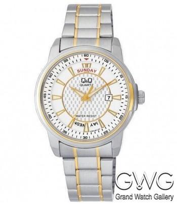 Q&Q A184J401Y мужские кварцевые часы