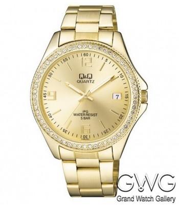 Q&Q CA06J801Y женские кварцевые часы