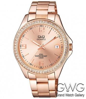 Q&Q CA06J802Y женские кварцевые часы
