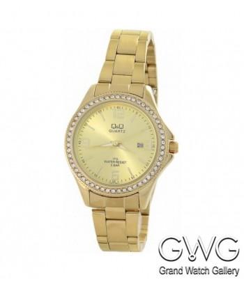 Q&Q CA07J801Y женские кварцевые часы