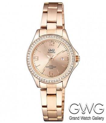 Q&Q CA07J802Y женские кварцевые часы