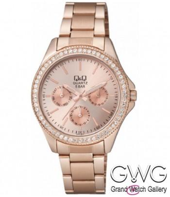 Q&Q CE01J010Y женские кварцевые часы