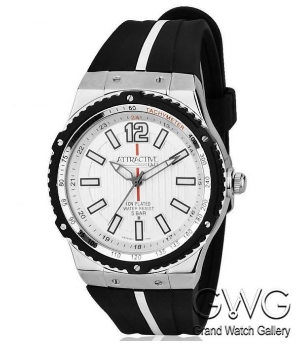 Q&Q DA02J501Y мужские кварцевые часы
