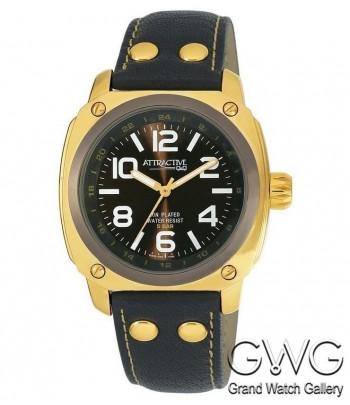 Q&Q DA30J505Y мужские кварцевые часы