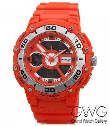 Q&Q DE10J312Y мужские кварцевые часы