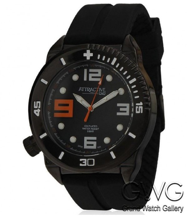 Q&Q DF02J525Y мужские кварцевые часы