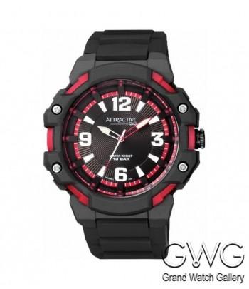 Q&Q DG06J001Y мужские кварцевые часы
