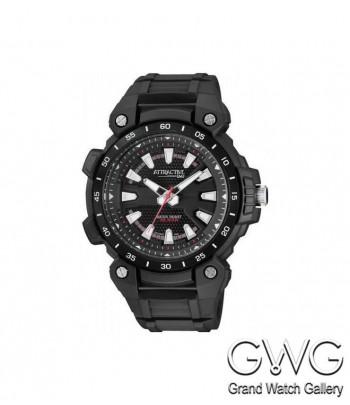 Q&Q DG18J001Y мужские кварцевые часы