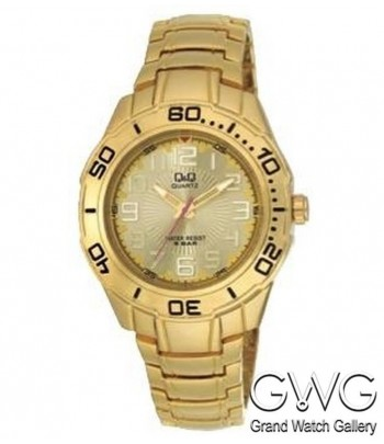 Q&Q F348-003Y мужские кварцевые часы