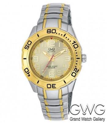 Q&Q F348-403Y мужские кварцевые часы