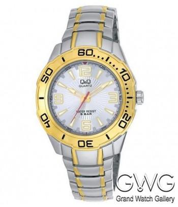 Q&Q F348-404Y мужские кварцевые часы