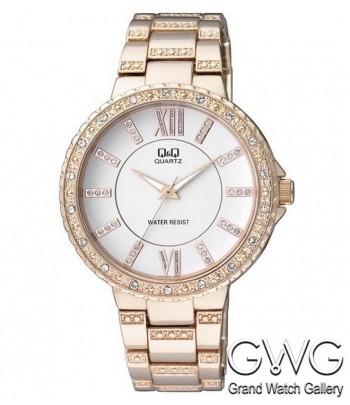 Q&Q F507-001Y женские кварцевые часы