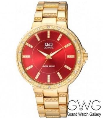 Q&Q F507-002Y женские кварцевые часы