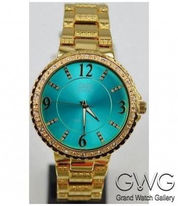 Q&Q F507-005Y женские кварцевые часы