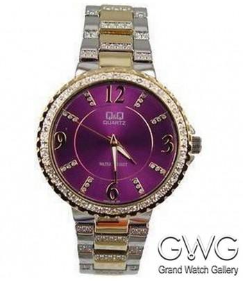 Q&Q F507-405Y женские кварцевые часы