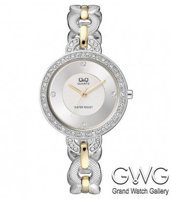 Q&Q F525-401Y женские кварцевые часы
